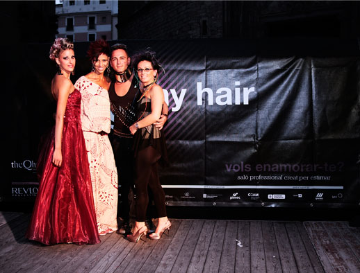 I Love My Hair, BORN-BCN