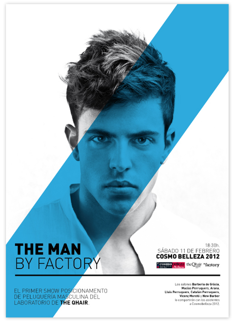 The Man by Factory
