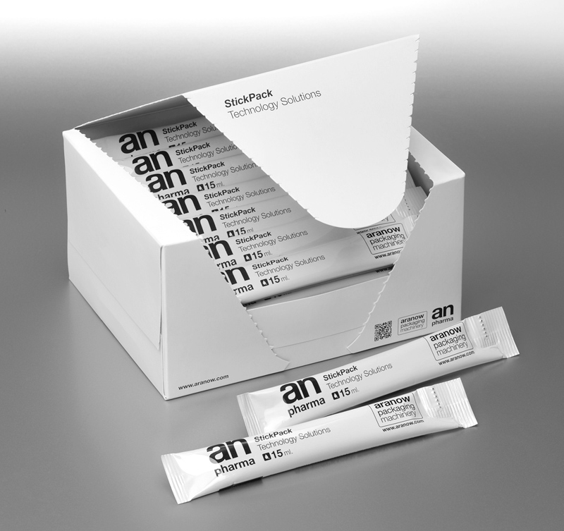 Packaging pharma